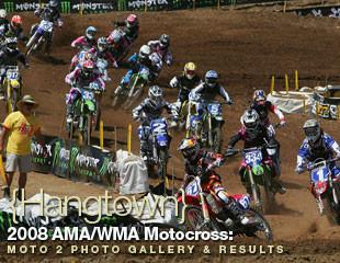 AMA/WMA Women's National Motocross Championship Presented by Kawasaki