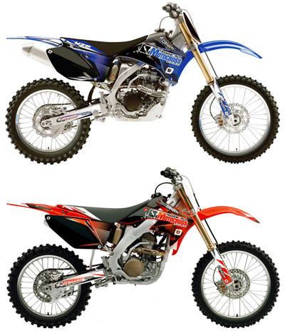 Olkom TransWorld Motocross graphics