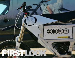 Zero X Electric Motorcycle