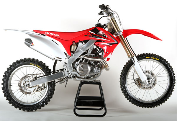 DRD 2009 CRF450 Complete System - Motocross Feature Stories - Vital MX