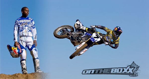 On The Box Llc Signs Stewart And Villopoto Motocross