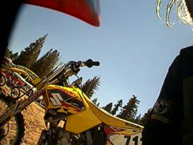 Mammoth 2005 Helmet Cam Video