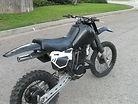 Venom the deadly YZ 490