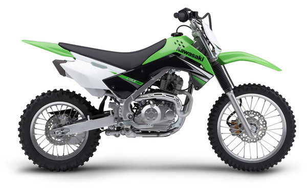 2009 Kawasaki Off Road Models Under 250cc Motocross