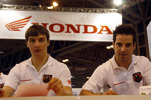 Evgeny Bobryshev and Rui Goncalves.
