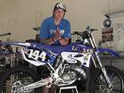 Jessica Patterson's DNA Shred Stix / Star Racing / Yamaha GYTR YZ144